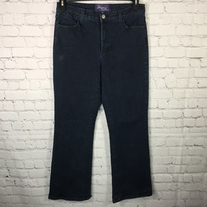 NYDJ Not Your Daughters Jeans Sarah Bootcut 12P